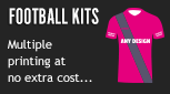 Design Your Own Football Kit